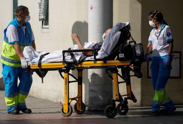 The outbreak of the coronavirus disease (COVID-19) in Madrid